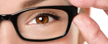 ojos gafas